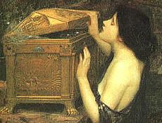 Pandora y su caja